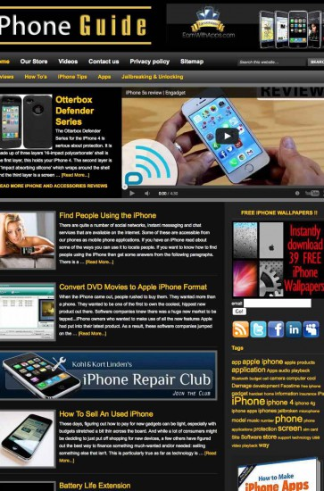 iPhone_Guide_Advice,_tips_and_shopping_guide_for_iPhone_enthusiasts