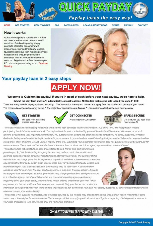 Payday loans - Ahead Hosting