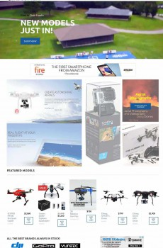UAV_Drones_&_Quadcopters_Drones_for_aerial_videos_&_photography,_business_and_fun!