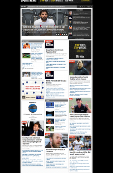 Sports News Today - Get the latest news in sports!