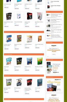 All In One Ebook Store at One Place- EBookFame