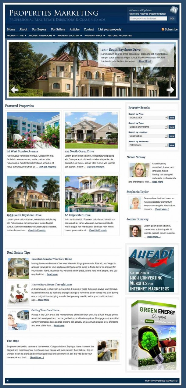 Properties_Marketing_Professional_Real_Estate_Directory_&_Classified_Ads