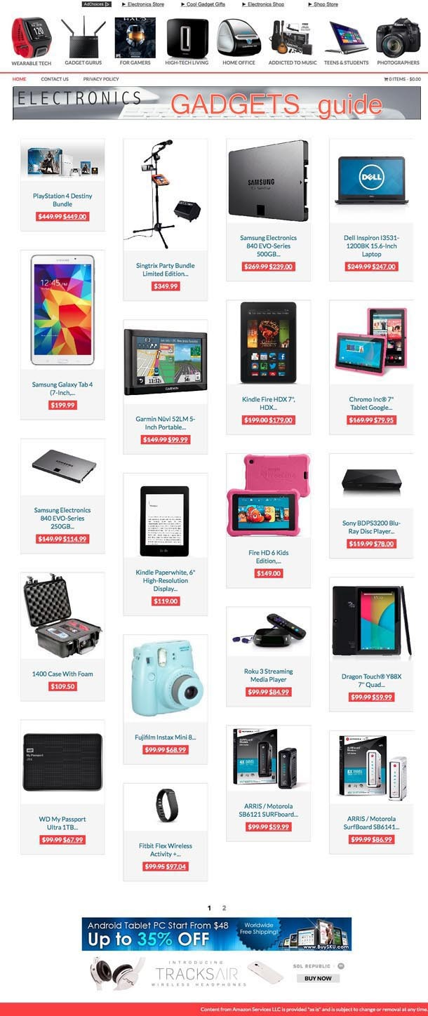 Best electronics gift guide deals and ideas