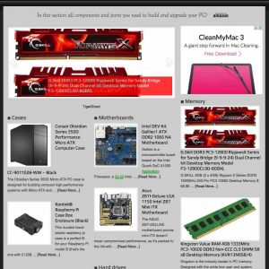 Sell PC parts & computer components