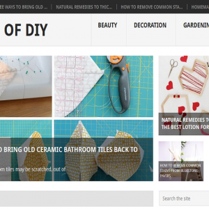 Do It Yourself (DIY) Blog