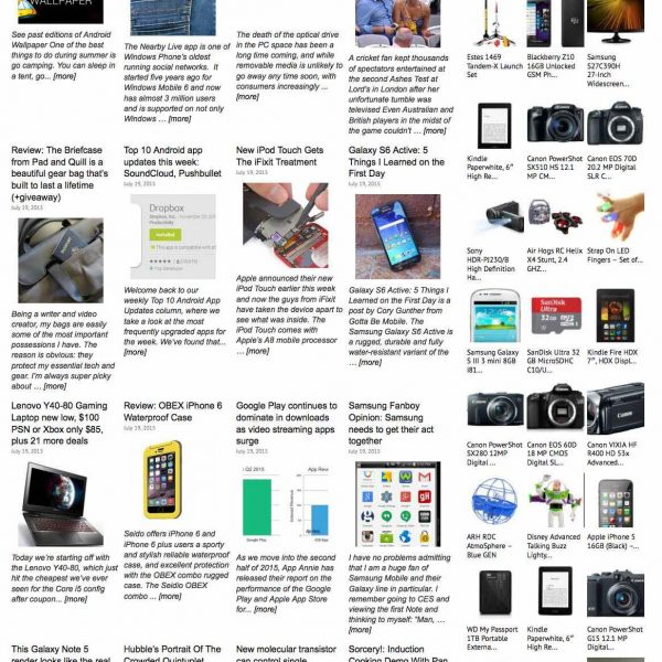 Gadgets & technology products 2x automation