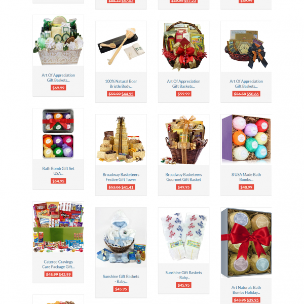 Gift Baskets Store