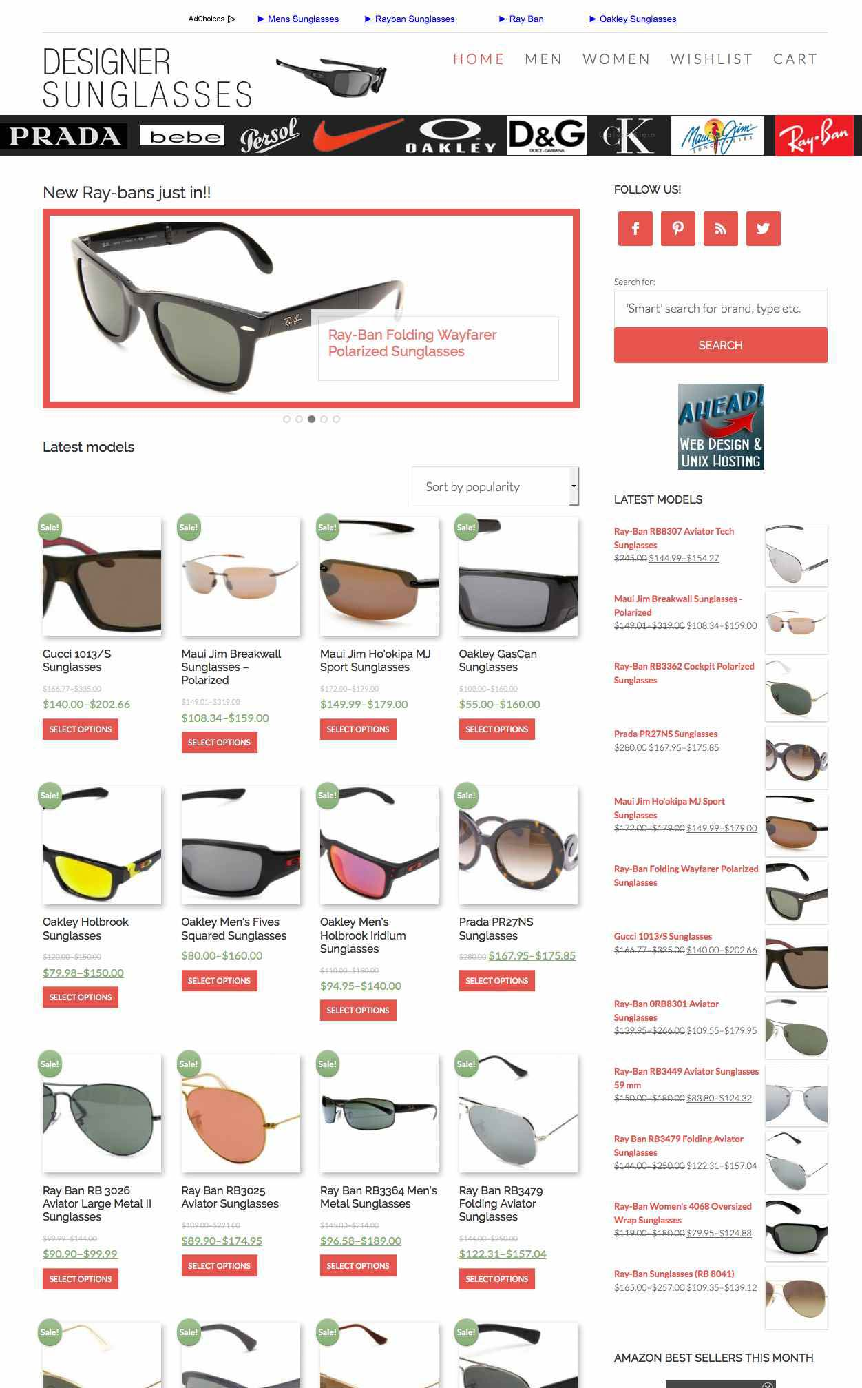 Sunglasses (Amazon store)